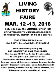 Living History faire